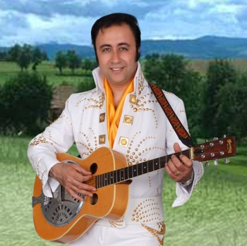 This is Elvis Impersonator Nevrez