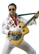 This is Elvis Imitator Nevrez